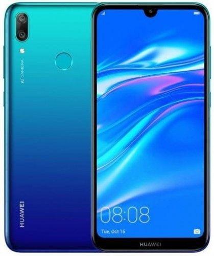Huawei Smartfon Y7 2019 Dual Sim Lte Niebieski Huawei Mobile Phone Price Smartphone