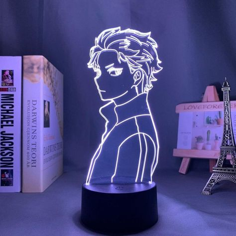 This Subaru LED lamp is perfect for any fan of the anime and will light up your bedroom, living room, kids room, office, shop, bar, creative space, or man cave. They also make great gifts for the Re Zero lover in your life!Standing at about 20cm tall, this LED lamp will light up any space in 7 or 16 different colors. High quality laser engraved artwork, beautiful neon colors, adjustable brightness settings, and strobe/fade modes make our lamps a must have in your room or otaku corner.You can cha