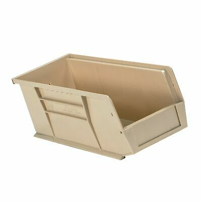 10 7 8 X 4 1 8 X 4 Ivory Plastic Stack Hang Bin Boxes In 2020 10 Things Hanging Ebay