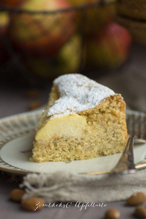 Photo of Einfaches schnelles Rezept für Low Carb Apfelkuchen