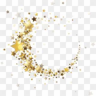 Download Gold Png Star Circle Border Transparent Png Circle Borders Circle Star Clipart