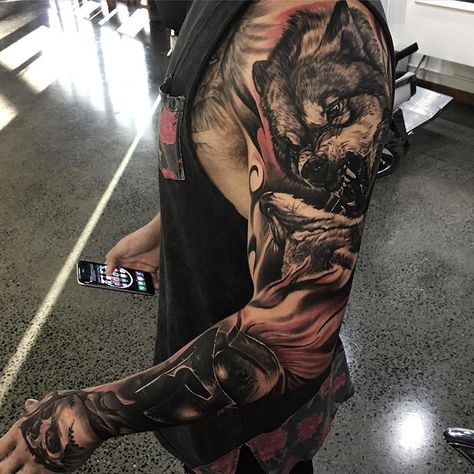Best Sleeve Tattoos For Men Coolest Sleeve Tattoos For Guys In 2020 Cool Arm Full Sleeve Tattoo Ideas For Guys