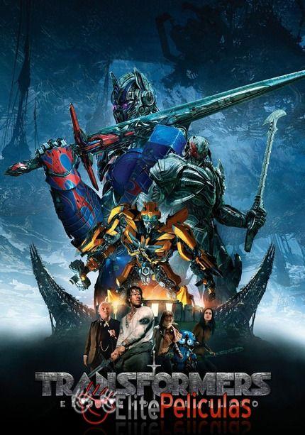 Transformers 5 El Ultimo Caballero 2017 Hd Latino Transformers Poster Last Knights Transformers Movie
