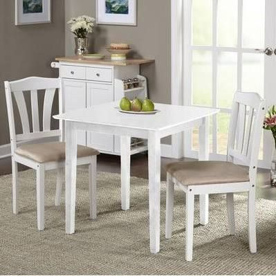 21+ 3 piece dining sets for small spaces Ideas