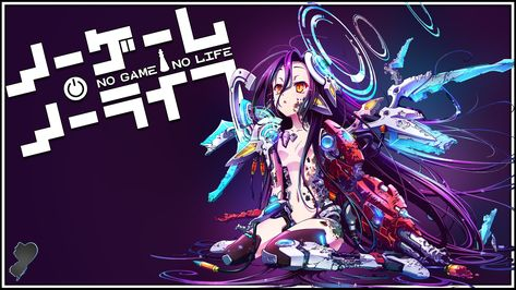 2560x1440 Shuvi No Game No Life 2560x1440 Hd Wallpaper