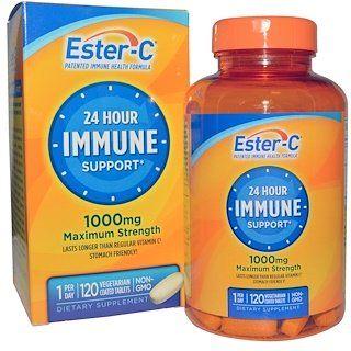 Nature S Bounty Ester C 1 000 Mg 120 Vegetarian Coated Tablets Ester C Vitamin C Benefits All Vitamins
