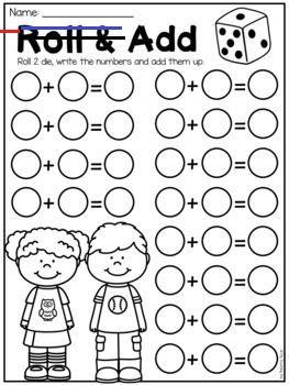 First Grade Worksheets For Spring Planning Playtime Fun Math Worksheets Spring Math Worksheets First Grade Math Worksheets