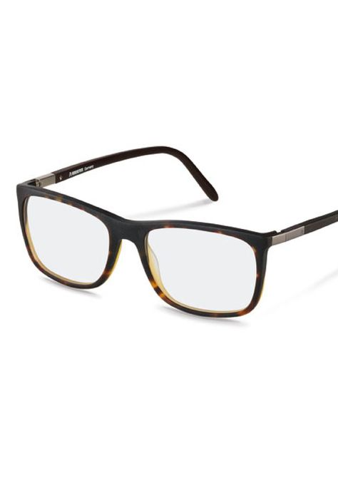 b5ac1f6120 Minimalist in style and sleek in design, these Rodenstock glasses will look  amazing with a variety of outfits, all while helping you see better.