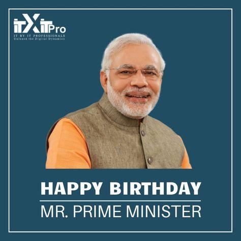 Hard work never brings fatigue, It brings satisfaction!! ITXITPro Wishes Prime Minister Narendra Modi Ji a Very Wonderful Happy Birthday! 🎂😍💥✨🇮🇳  #narendramodi #bjp #india #modi #namo #indian #politics #namoagain #bjpindia #pmmodi #indiafirst #bharat #jaihind #primeminister #pmbirthday #modibirthday #modiji #primeministerbirthday #happybirthday #happybirthdaymodiji #modijihappybirthday