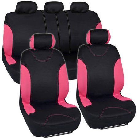 Matching Mat Set Chevrolet 9 PCE Sports Carnaby Blue// Black CAR Seat Covers