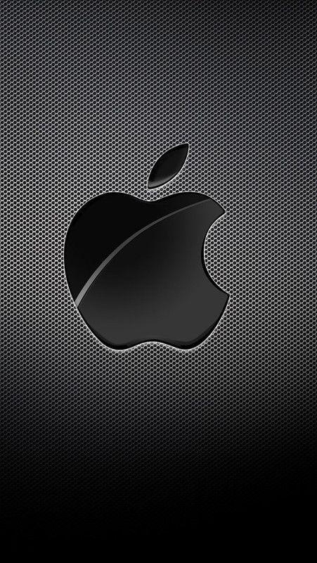 Apple Black Background Iphone 5 Wallpaper Ilikewallpaper Com Apple Wallpaper Iphone Apple Logo Wallpaper Iphone Apple Logo Wallpaper