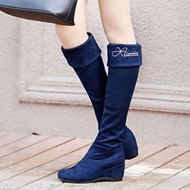 57d74b08f4f Ericdress Korean Knee High Boots. Ericdress Korean Knee High Boots. Open.  More information. Cheap Womens Boots On Sale