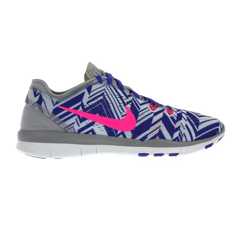 Nike Free 5.0 TR Fit 5 Print (704695 005) | Running Shoes