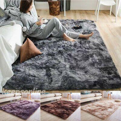 Shaggy Area Rugs Floor Carpet Living Room Bedroom Soft Fully Large Rug 120x160cm Ebay In 2020 Living Room Carpet Bedroom Area Rug Rugs In Living Room