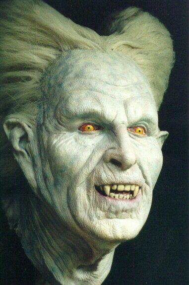 Vampire Face Paint Subtle