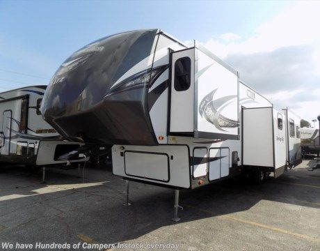 New 2018 Forest River Wildwood Heritage Glen Ltz 370bl For Sale By