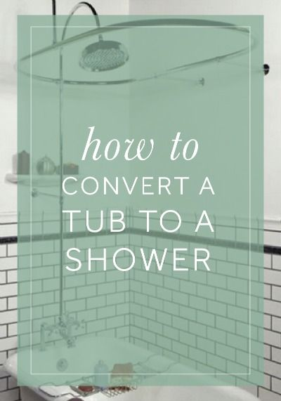 convert clawfoot tub to shower. Clawfoot Tub Showers  Add A Shower To Faucet Bathroom Pinterest tub shower faucet and