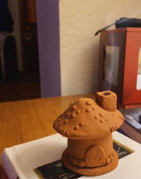 Ceramic Clay, Ceramic Pottery, Pottery Art, Clay Art Projects, Ceramics Projects, Polymer Clay Crafts, Diy Clay, Keramik Design, Paperclay