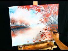 Cours De Peinture Comment Faire Une Mise Aux Carreaux Simple