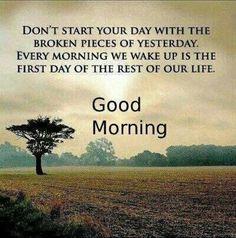 Good Morning Spiritual Quotes Pleasing Good Morning Quotes And Images  Google Search  Good Morning