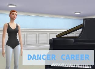 Mod The Sims - Dancing Career - GET TOGETHER UPDATE | Sims 4