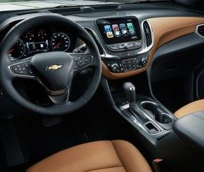 Wardsauto Places 2018 Chevy Equinox On 2018 10 Best Interiors List