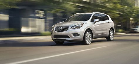 2017 Buick Envision Small Luxury Suv Buick Buick Envision