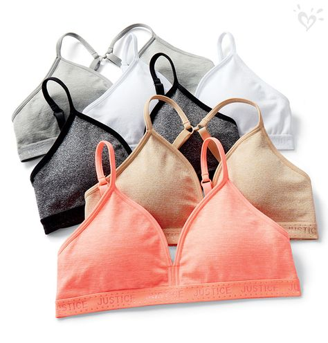4526473fb7 Our oh-so-soft T-shirt bras come in every color she needs.