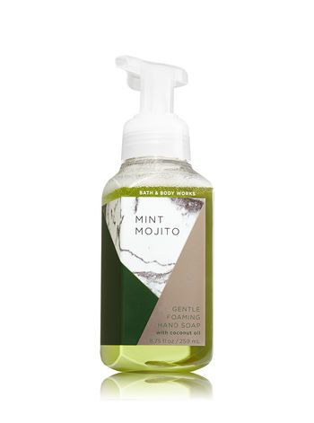 Mint Mojito Gentle Foaming Hand Soap Bath And Body Works My