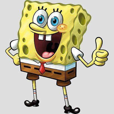 Fathead Nickelodeon Spongebob Squarepants Wall Decal Wayfair Spongebob Wallpaper Spongebob Background Spongebob Happy