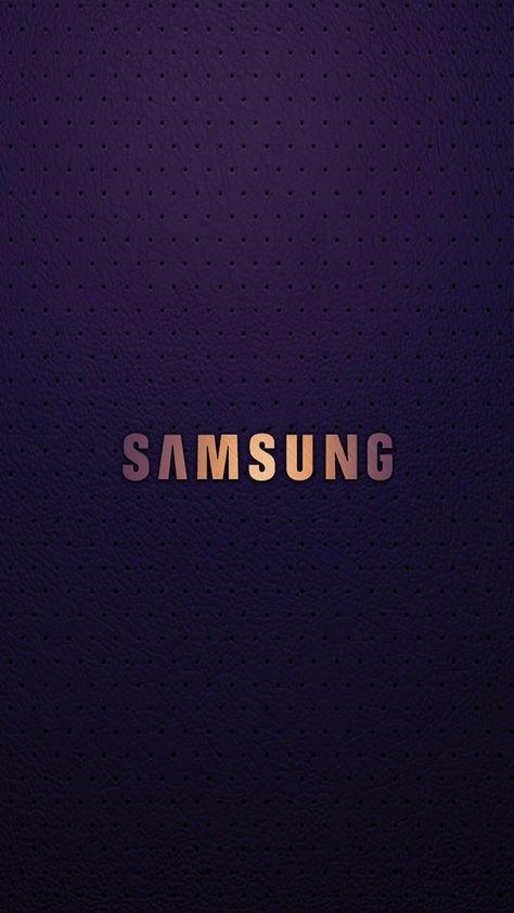 SAMSUNG Logo | Wallpaper.sc SmartPhone