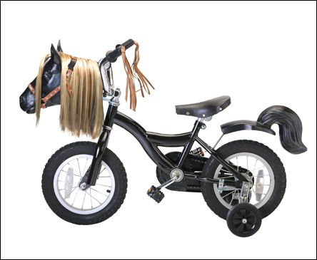 Kids Pony Bike Kits Pony Bicycle Kits Children 39 S Sidewalk