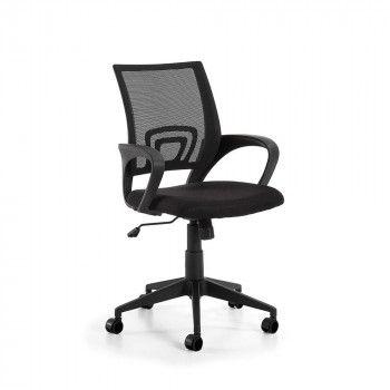 Franky Chaise De Bureau Chaises Retro Chaise Bureau Chaise