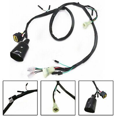 Ebay Advertisement Wire Harness Oem 32100 Hn1 000 Black New High Quality Durable Replacement In 2020 Trx Honda Harness