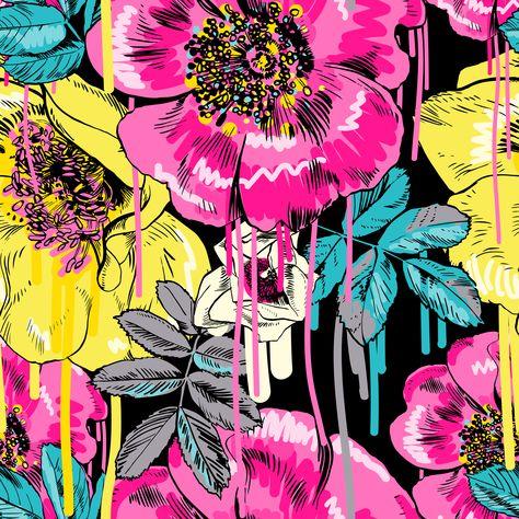 Solid Graffiti - Spring/Summer 2020 Print & Pattern Trend