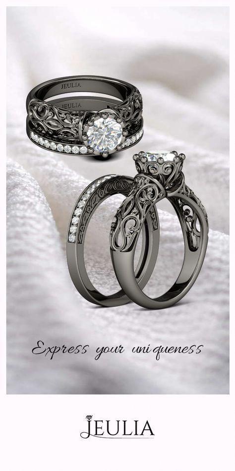 Pin On Vintage Rings Wedding