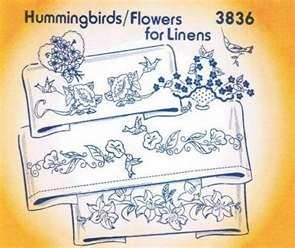 Aunt Martha/'s Vintage Hot Iron Transfers Cross Stitch Dishes and more! #132