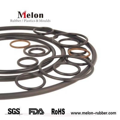 As 568a Bs 4518 Gb T 3452 1 Jis B 2401 Heat Resistance Fkm Hnbr Epdm Silicone Aflas O Ring Molding Rubber O Ring Rubber