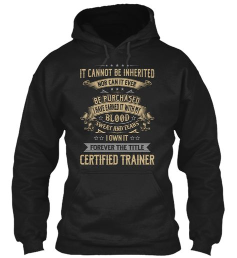 certifiedtrainer Certified Trainer...