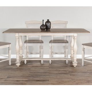 Prescott Valley Westwood Village Counter Height Dining Table In