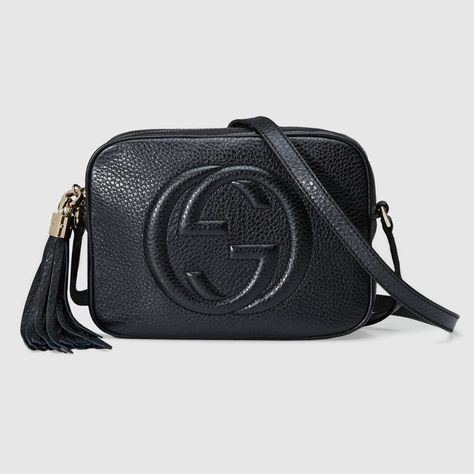 2f322143cace Soho small leather disco bag - Gucci Shoulder Bags 308364A7M0G1000 ...