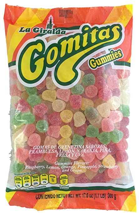 Gomitas la giralda / fruit gummies #mexicancandy