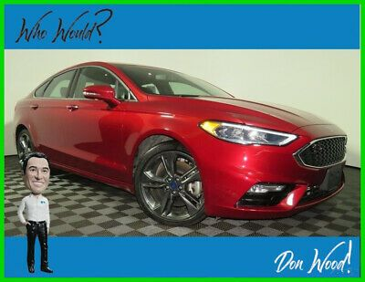Ebay Advertisement 2017 Ford Fusion Sport 2017 Sport Used Turbo 2 7l V6 24v Automatic Awd Sedan Premium Fusion Sport Ford Fusion Car Ford