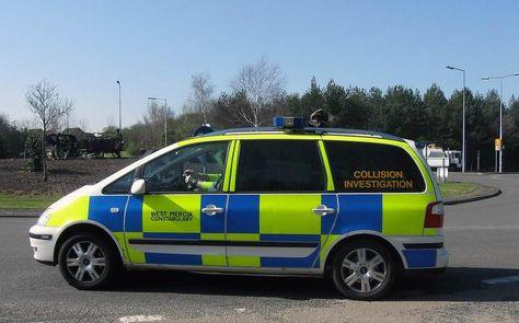 Ford Transit set policía alemana