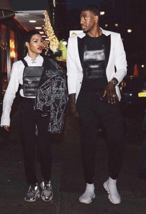 Iman Shumpert and Teyana Taylor ❤️#relationships #relationshipgoals #singer #basketball #imanshumpert #tattoos #teyanataylor  PINTEREST:DEE✨✨