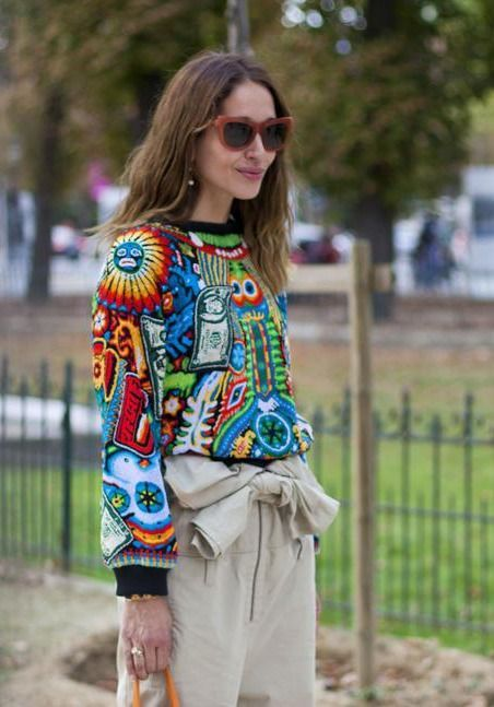 Gorgeous Street Style From Paris Fashion Week