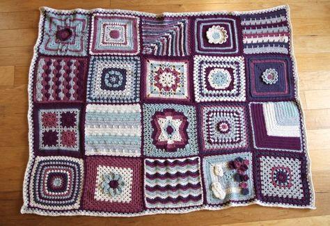 Fiber Flux: The Blog Hop Crochet Along Afghan Giveaway!