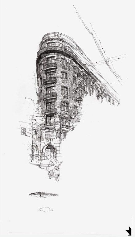 99 Inspiring And Easy Cool Things To Draw For Architects By Architects Architecture Lab Architecture Drawing Architecture Sketch Architecture Art