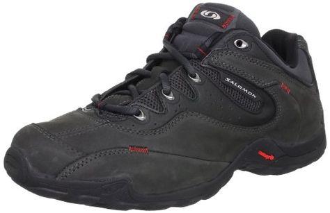 Salomon Men's Elios 2 Lite Hiking Shoe,AsphaltBlackFlea,8