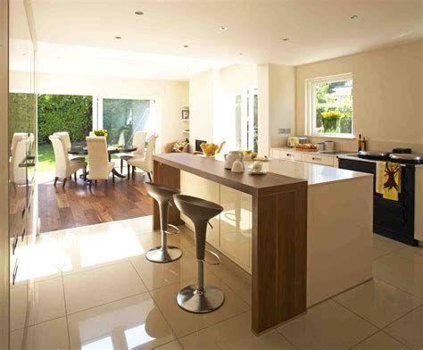 Kitchen Raised Bar Countertop Overhang Modern Kitchen Design Kitchen Bar Table Contemporary Kitchen